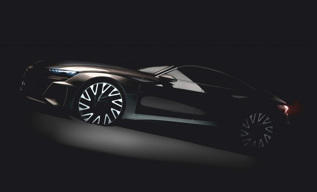 Audi Prototype e-tron GT