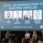Johnny Smith hosting a session on EVs