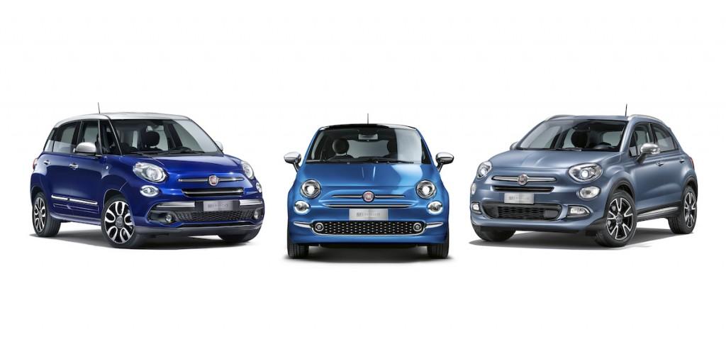 Fiat 500 family